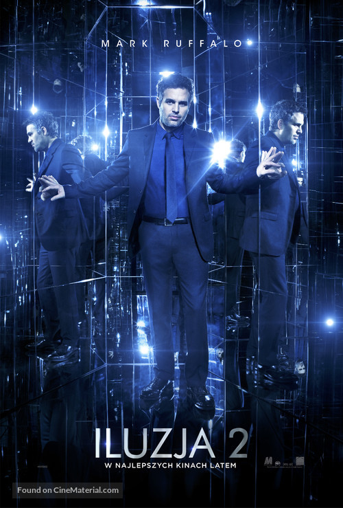 Now You See Me 2 - Polish Movie Poster