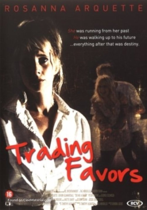 Trading Favors - Dutch DVD cover