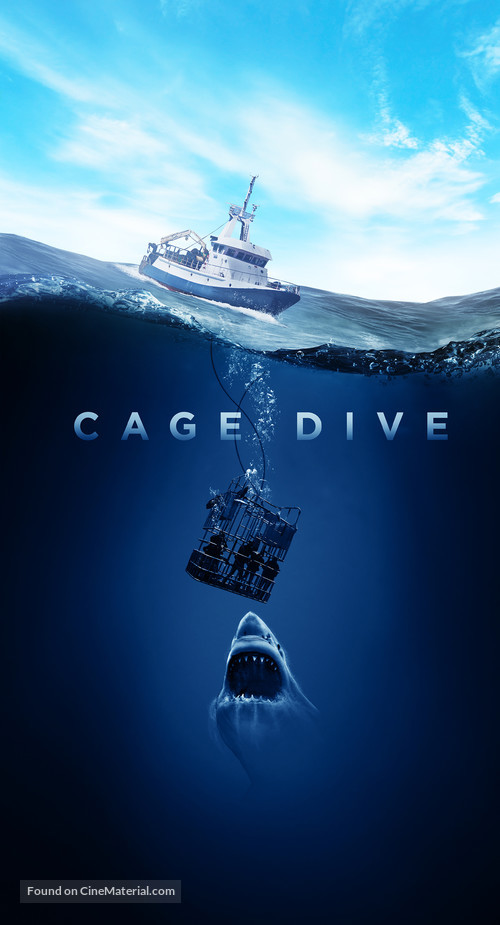 Cage Dive - Movie Poster