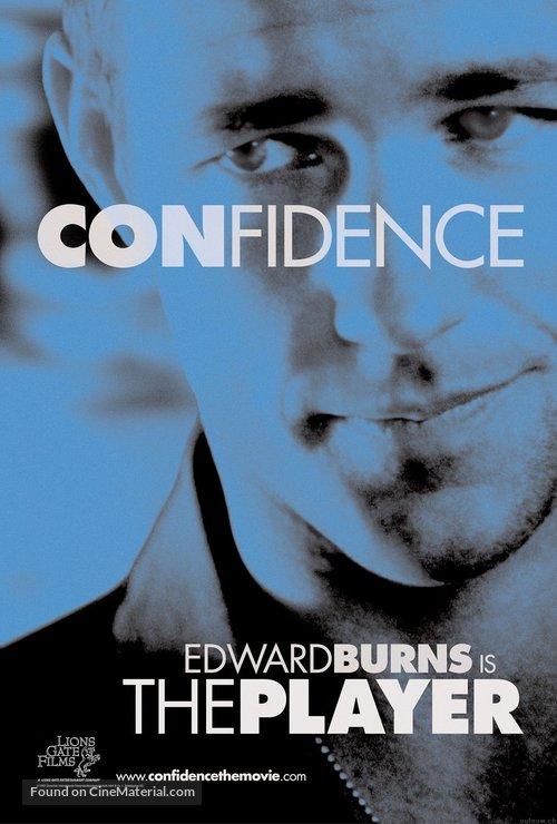Confidence - Movie Poster