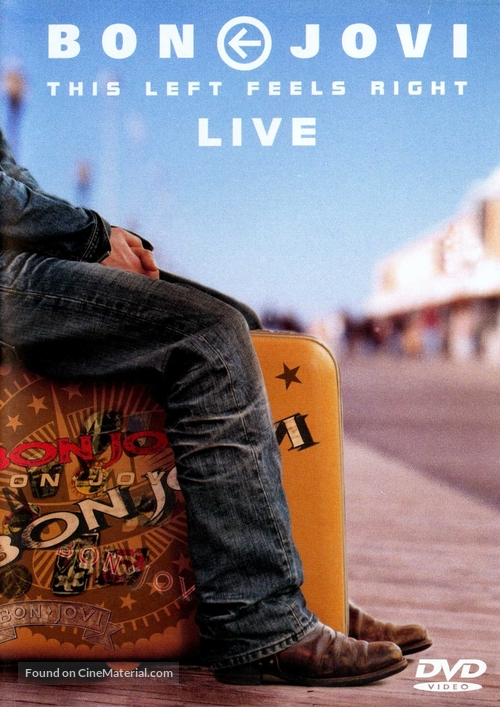 Bon Jovi: This Left Feels Right - Live - Movie Cover