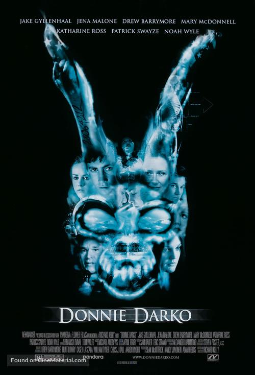Donnie Darko - Theatrical movie poster