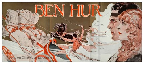 Ben-Hur - Movie Poster