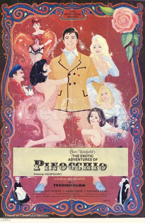 Pinocchio - Movie Poster