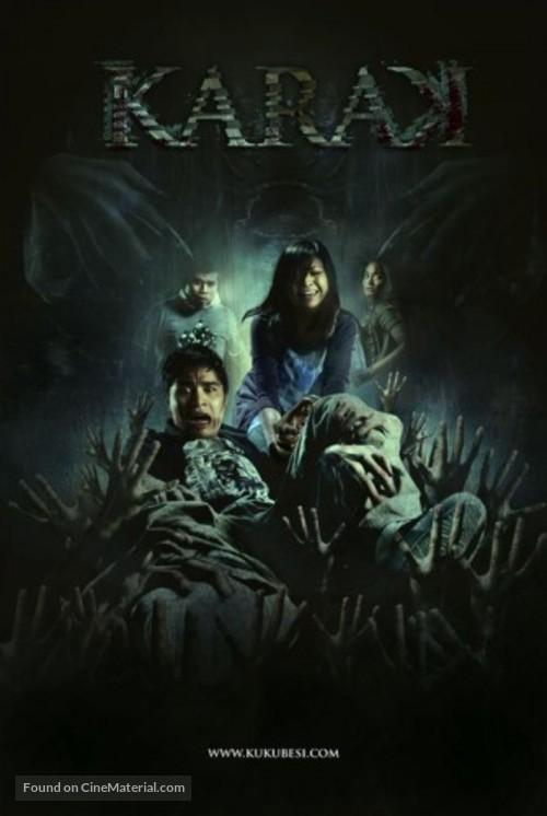 Karak (2011) Malaysian movie poster
