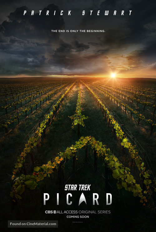 """Star Trek: Picard"" - Movie Poster"