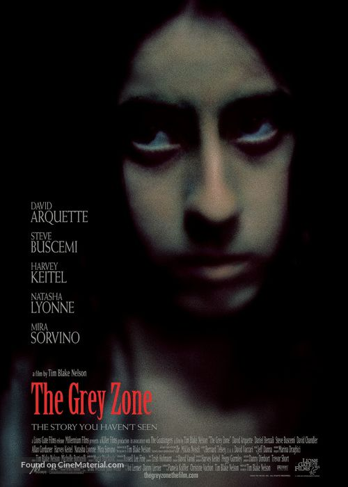 The Grey Zone - Movie Poster