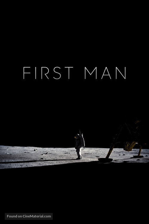 First Man - Movie Cover