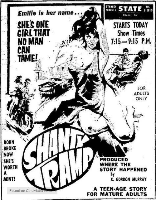 Shanty Tramp - Movie Poster