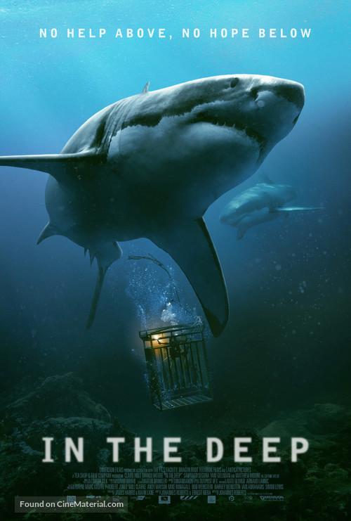 47 Meters Down - Movie Poster