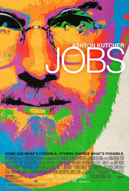 jOBS - Movie Poster
