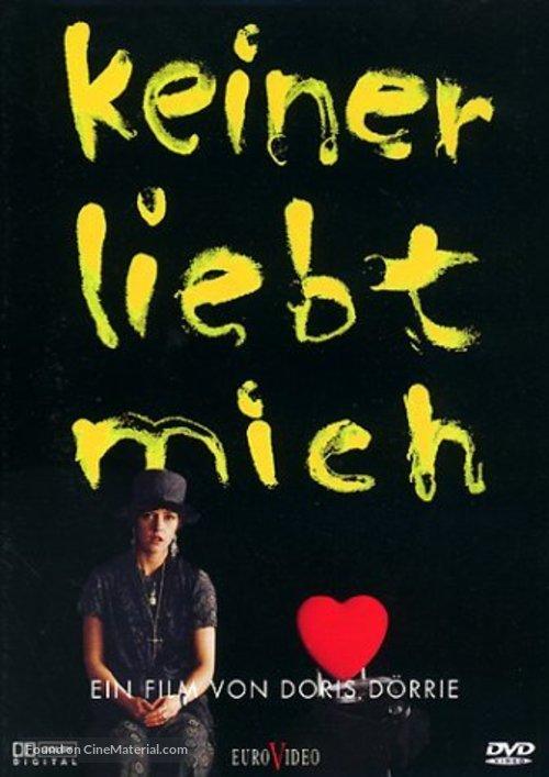 Keiner liebt mich - German Movie Poster