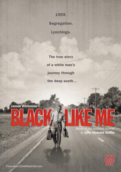 Black Like Me - DVD movie cover