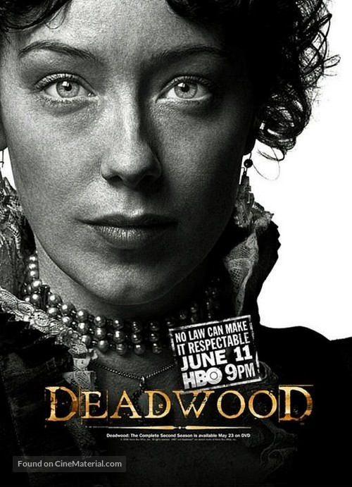 """Deadwood"" - Movie Poster"