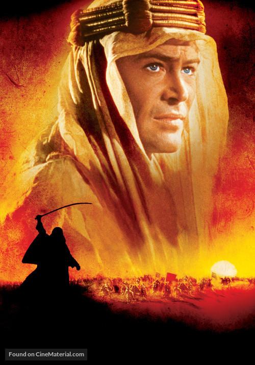 Lawrence of Arabia - Key art