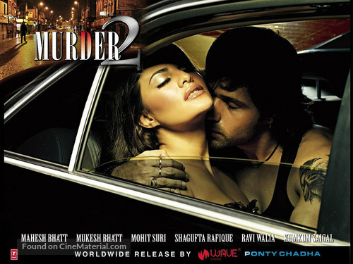 Murder 2 - Indian Movie Poster