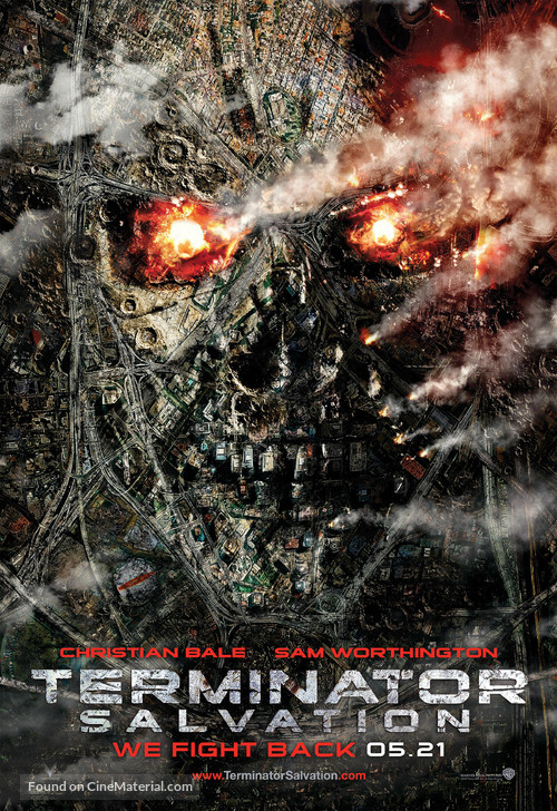 Terminator Salvation - Movie Poster