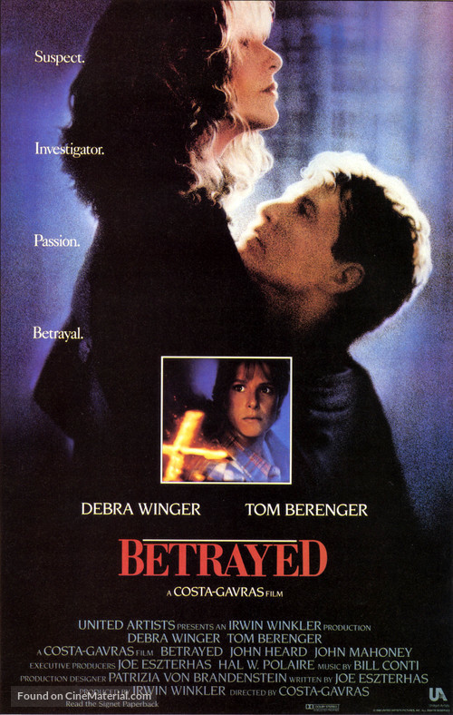 Betrayed - Movie Poster