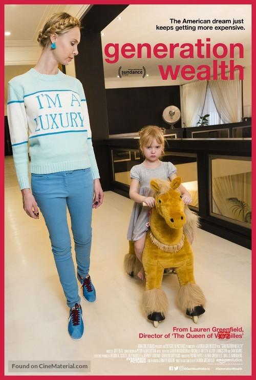 Generation Wealth - Movie Poster