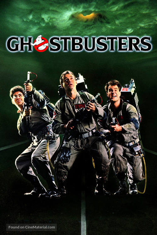 Ghost Busters - DVD cover