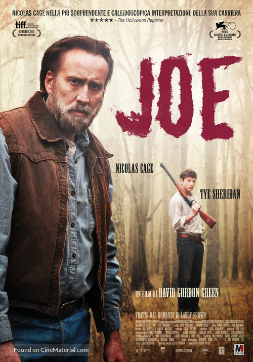 Joe - Italian Movie Poster