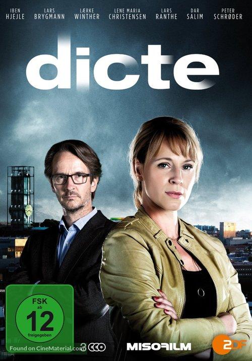 """""""Dicte"""" - German Movie Cover"""