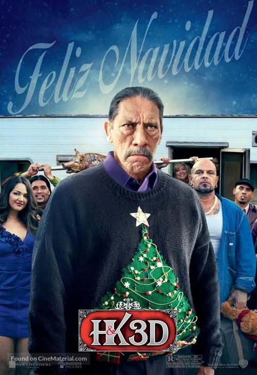 A Very Harold & Kumar Christmas - Movie Poster