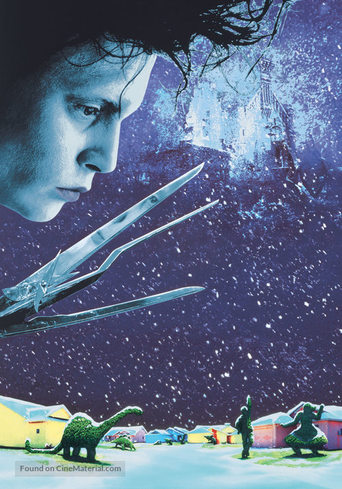 Edward Scissorhands - Key art