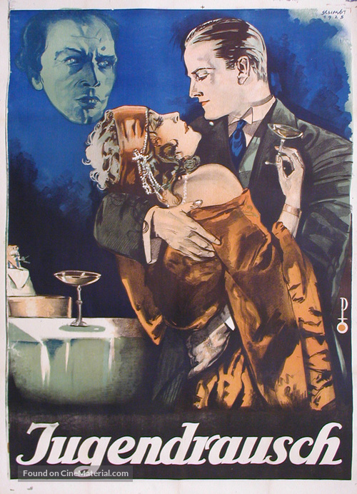Jugendrausch - Austrian Movie Poster