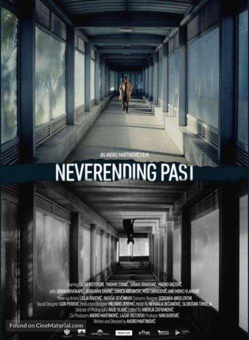 Izmedju dana i noci - Serbian Movie Poster