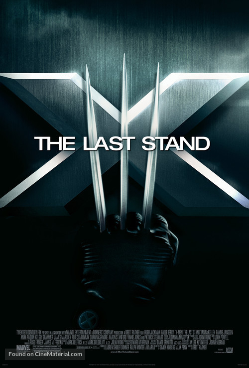 X-Men: The Last Stand - Movie Poster