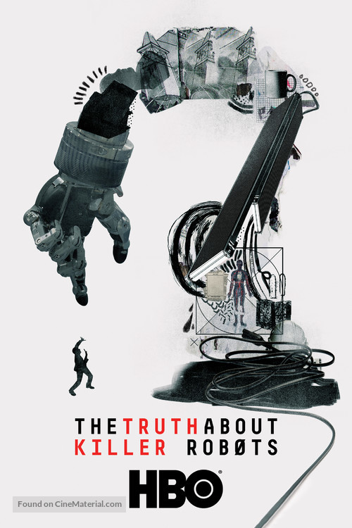 The Truth About Killer Robots - Movie Poster