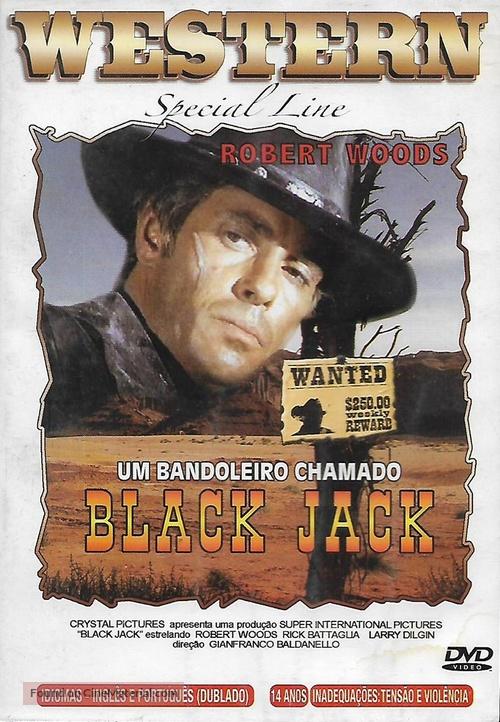 Black Jack - Brazilian DVD movie cover