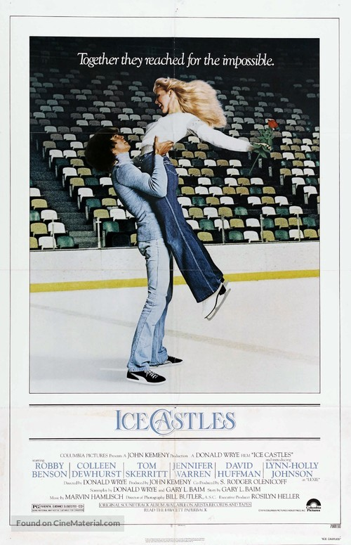 Ice Castles - Movie Poster