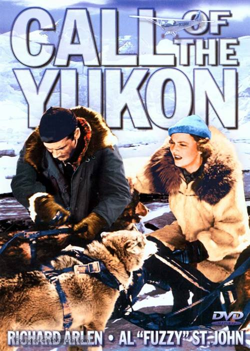 Call of the Yukon - Movie Cover
