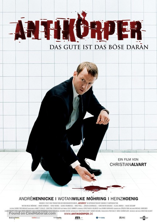 Antikörper - German Movie Poster