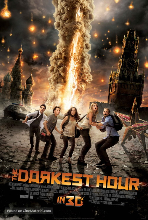 The Darkest Hour - Movie Poster