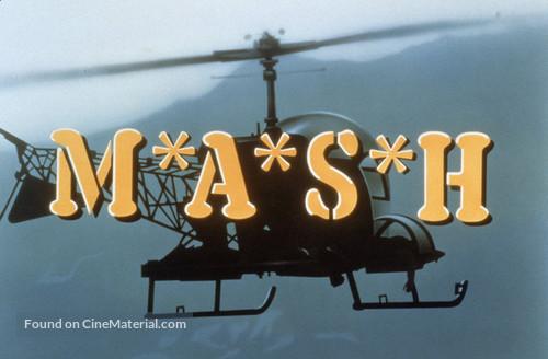 """""""M*A*S*H"""" - Logo"""