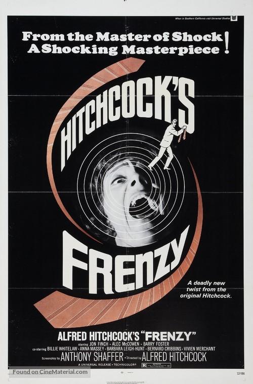 Frenzy - Movie Poster