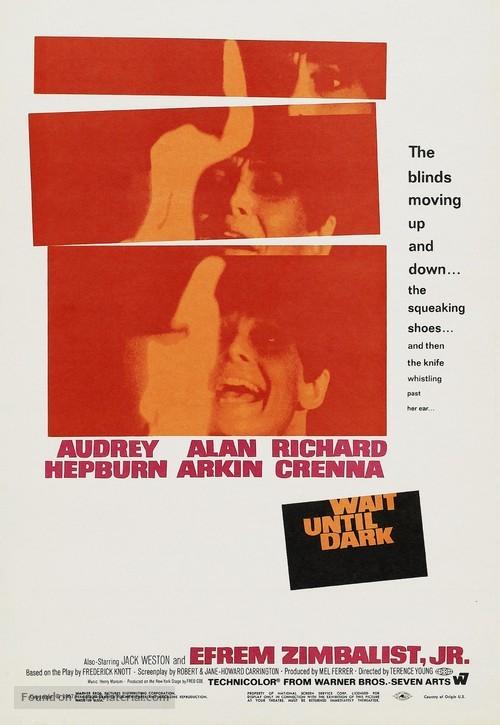 Wait Until Dark - Movie Poster