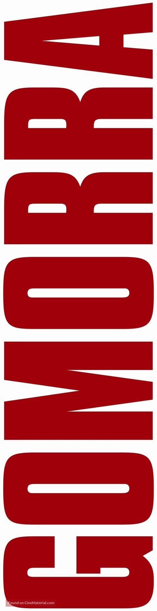 Gomorra - French Logo