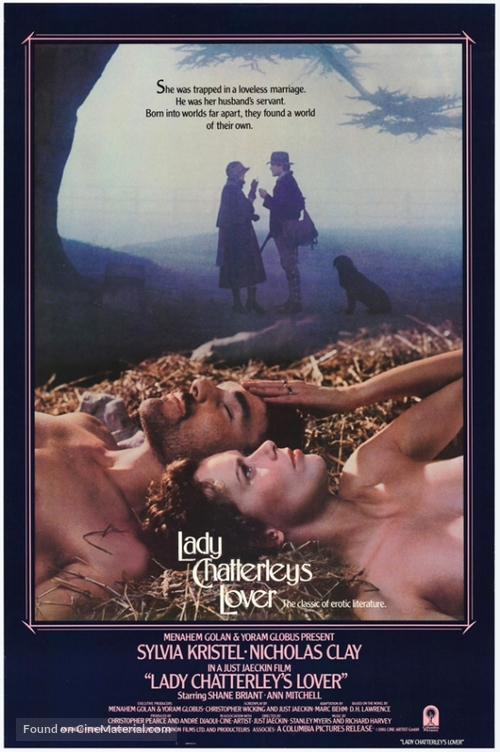 Lady Chatterley's Lover - British Movie Poster