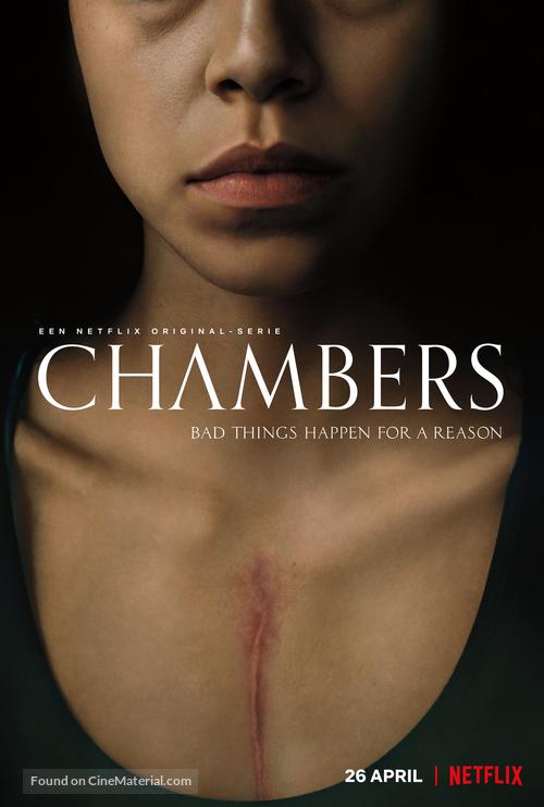 """Chambers"" - Dutch Movie Poster"