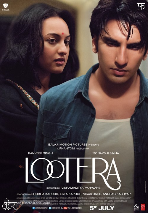Lootera - Indian Movie Poster
