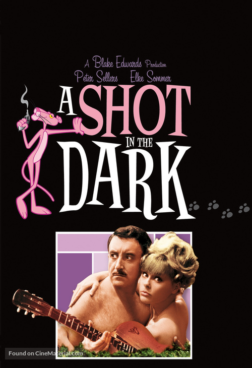A Shot in the Dark - DVD cover