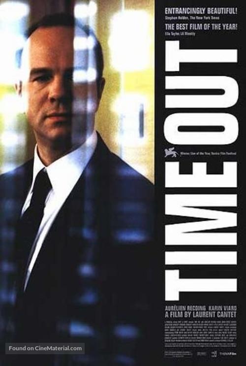 Emploi du temps, L' - Movie Poster