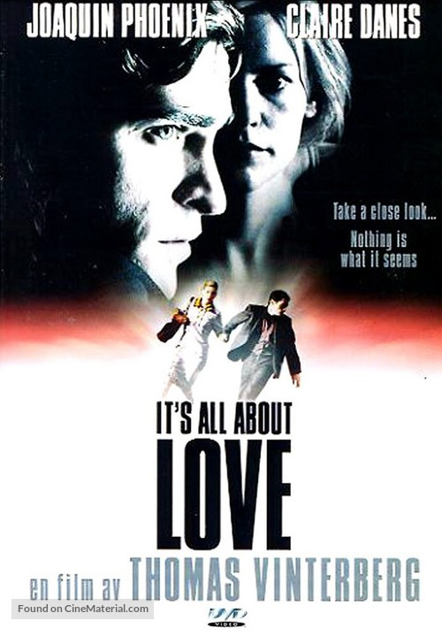 It S All About Love 2003 Swedish Dvd Movie Cover