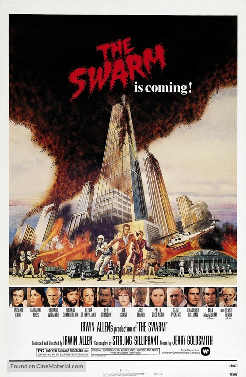 The Swarm - Movie Poster