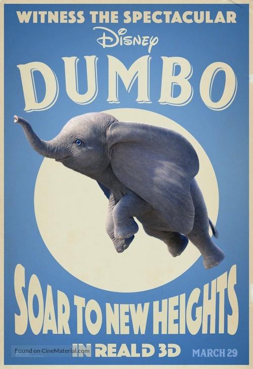 Dumbo - Movie Poster