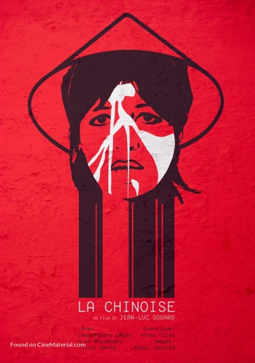 La chinoise - French Movie Cover